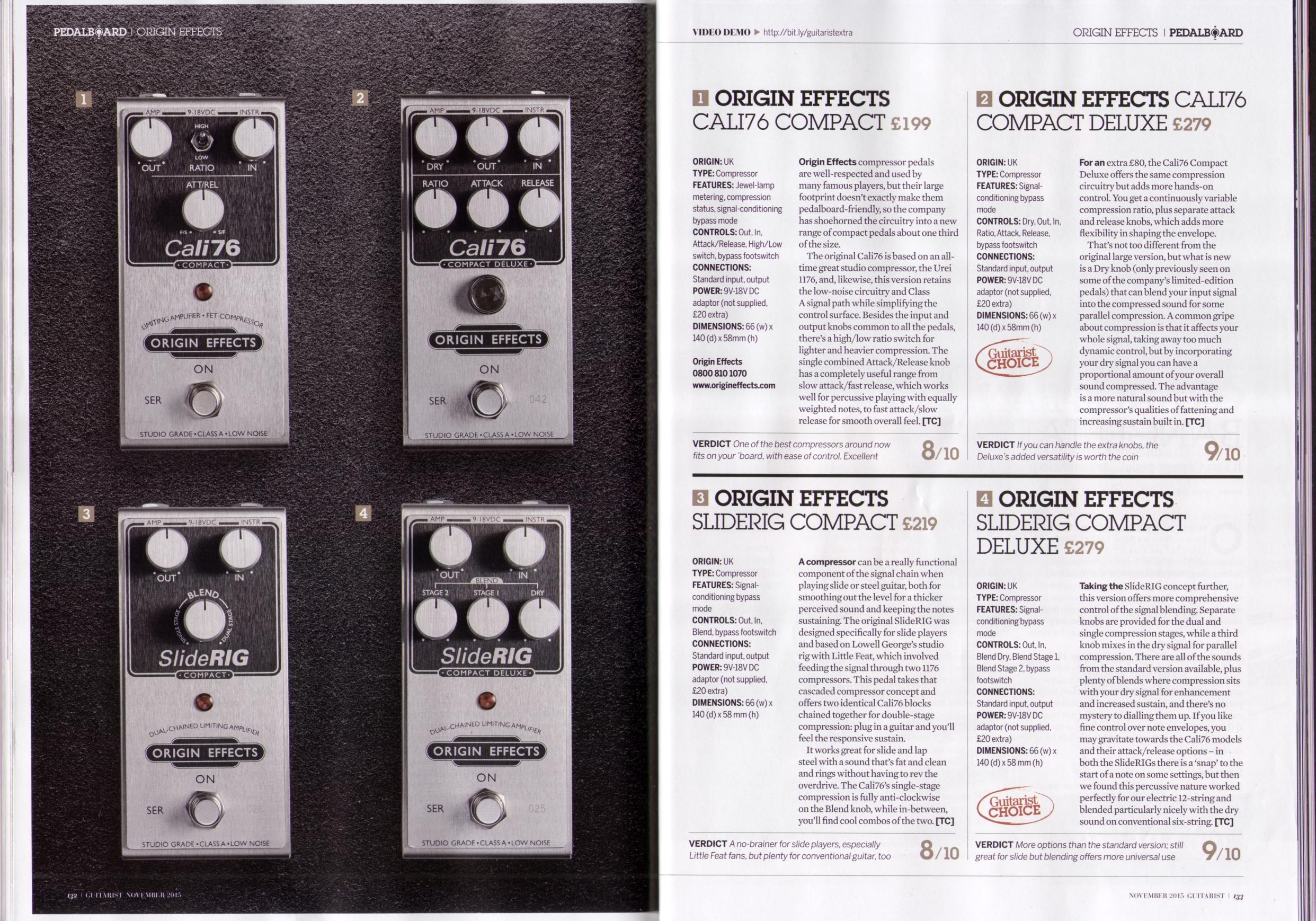 Guitar Magazine Review