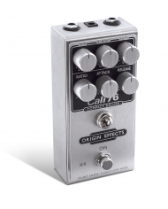 Cali76-CD-Origin-Effects-Analogue-Boutique-Compressor-Sustainer-Standing