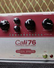 Cali76-TX Maroon Vox grill 1200