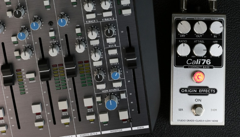 From Studio To Pedal