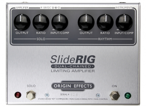 SlideRIG-Origin-Effects-Boutique-Analogue-Compressor-Guitar-Effects-Pedal-Lowell-George-Tone