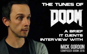 Mick Gordan Doom Interview Origin Effects Cali76