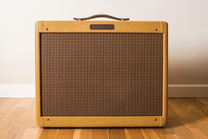 Fender Vibrolux 1956 5E11