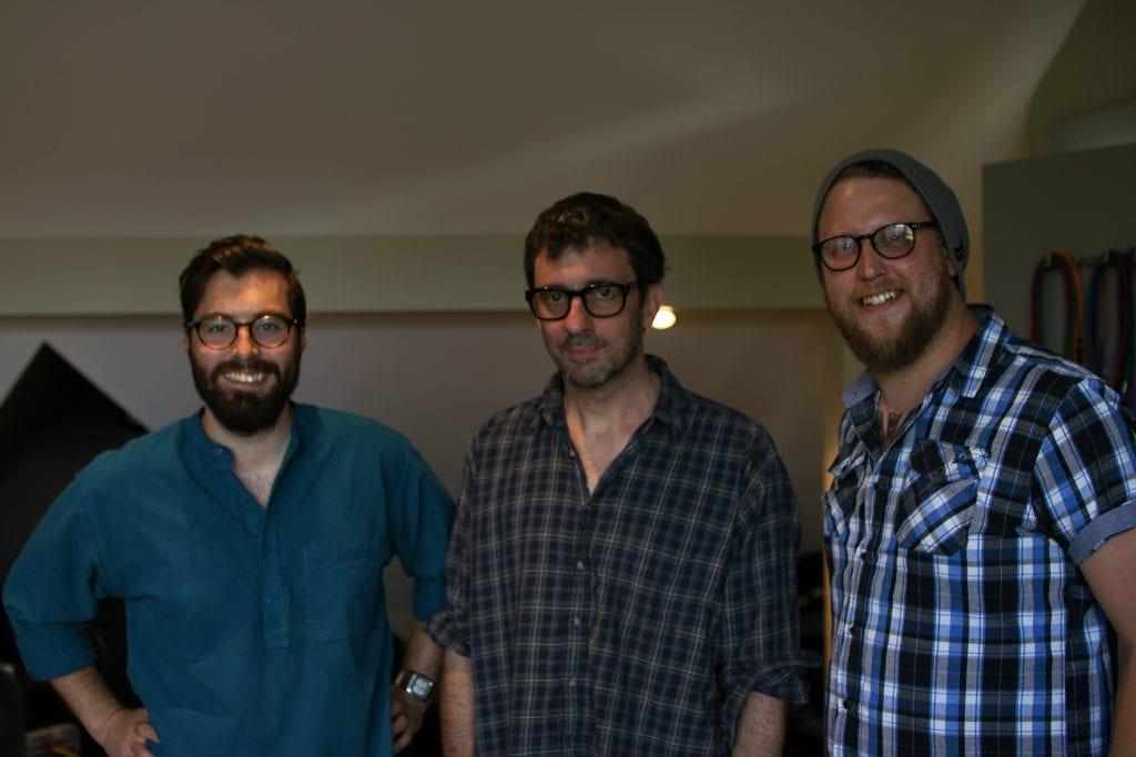 Graham Coxon, Jack, Ian Origin Effects