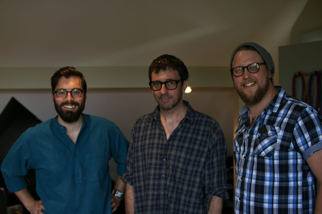 Graham Coxon, Jack, Ian Origin Effects