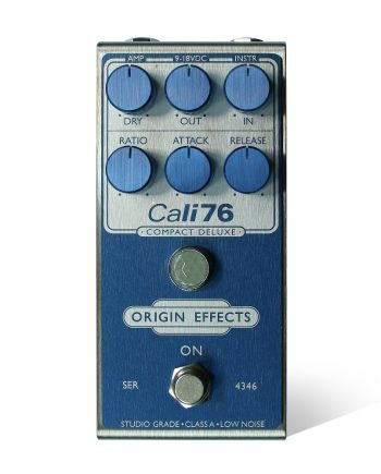 Pedal Genie Limited Edtion Blue on Blue Cali76 Compact Deluxe website