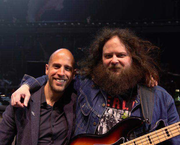 Jake Blanton Killers Bassist Origin Effects Cali76 Compact Bass Pedal Sia Beck Mark Stoermer Simon Keats