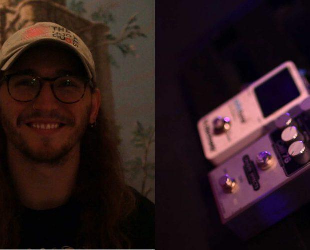 Ryan Scott Graham State Champs Bass Rig Origin Effects Cali76 Pedal Notes Darkglass