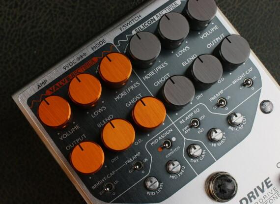 RevivalDRIVE Control Closeup 900px