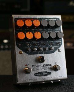 Origin Effects RevivalDRIVE amp simulation overdrive pedal