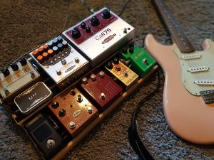 Reader pedalboard Origin Effects Cali76 RevivalDRIVE overdrive solidgoldfx formula 76 fuzz keeley analogman klon trex replica 1