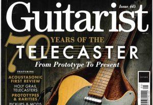 Simon Keats, Guitarist Magazine, Origin Effects, Cali76, SlideRIG, RevivalDRIVE