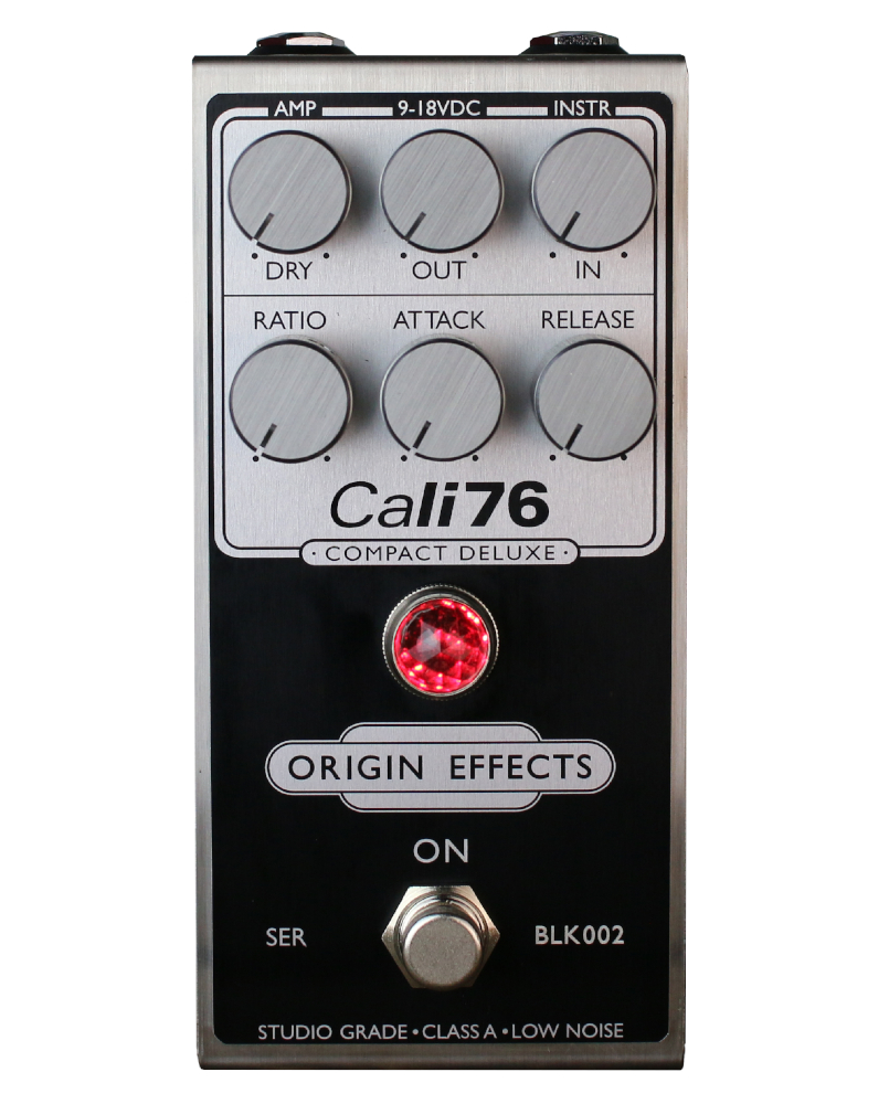 Cali76 Compact Deluxe Limited Edition Inverted Black Panel