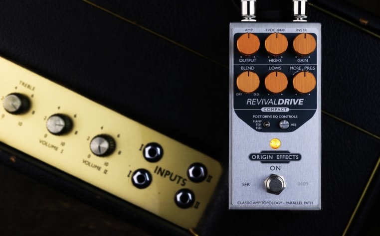 Real Amp Overdrive