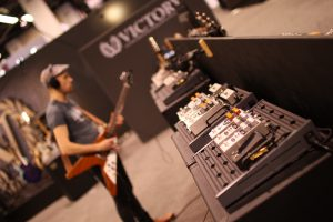 Origin Effects NAMM Booth 2020