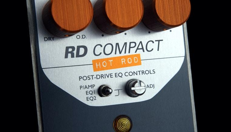 RD Compact HR Post Drive EQ